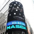 Le Nasdaq building de New York, le 9 mai 2012.