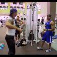 Anthony et Troy dans Les Anges de la télé-réalité 4 le jeudi 10 mai 2012 sur NRJ 12