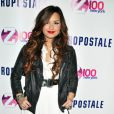 Demi Lovato en octobre 2011 à New York City.