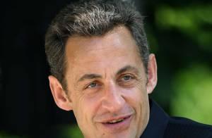 PHOTO : découvrez le portrait de Nicolas Sarkozy par son père...