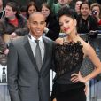 Lewis Hamilton et Nicole Scherzinger amoureux à l'avant-première du film  Men in Black III , à Londres le 16 mai 2012.