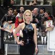Alice Eve à l'avant-première du film  Men in Black III , à Londres le 16 mai 2012.