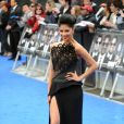 Nicole Scherzinger ultra-sexy à l'avant-première du film  Men in Black III , à Londres le 16 mai 2012.