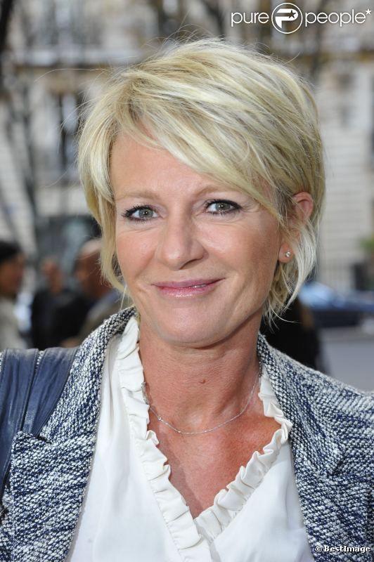 Sophie Davant le 5 septembre 2011 à Paris