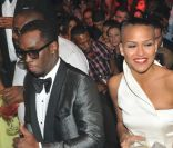 P. Diddy couple