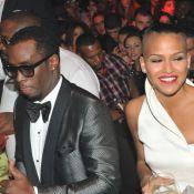 P. Diddy et sa sublime Cassie : Joyeux couple devant l'équipe du Grand Journal
