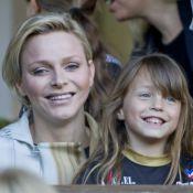 Le prince Albert et Charlene : Complices et entourés des enfants du palais