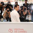 Matthew McConaughey lors du photocall du film Mud au Festival de Cannes le 26 mai 2012