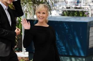 Cannes 2012 : Reese Witherspoon, enceinte et radieuse, a tout pour être sereine
