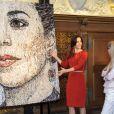 La princesse Mary de Danemark inaugurait le 31 mai 2012 au Musée national d'histoire de Copenhague son portrait réalisé par l'artiste Gugger Petter.
