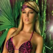 Lina Posada : Une bombe en plein rêve, le bikini a du bon...