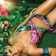 Délicieuse, Lina Posada pour la marque Paradizia - mai 2012