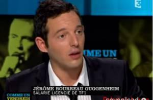 TF1 condamnée : Jérôme Bourreau-Guggenheim obtient gain de cause