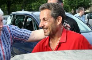 Nicolas Sarkozy et Carla Bruni : Retour à Paris, à fond la forme !