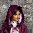 Monica Cruz sur le tournage top secret de la nouvelle campagne Agent Provocateur, à Londres, le 16 mai 2012.
