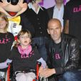 """""""Zinédine Zidane lors de la 5e cérémonie de l'Ambassadeur décerné par l'Association ELA le 6 juin 2012 au Parc Disneyland Paris"""""""