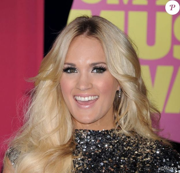 Carrie Underwood aux CMT Music Awards à Nashville, le 6 juin 2012.