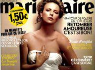 Charlize Theron : 'Je ne suis pas cette androïde parfaite que vous imaginez !'