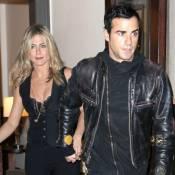 Jennifer Aniston et Justin Theroux tournent leur love story en dérision