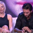Nadège et Alexandre dans le confessional dans le troisième prime de Secret Story 6, vendredi 8 juin 2012 sur TF1