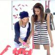 Emilie et Ginie dans la salle de la confiance dans le troisième prime de Secret Story 6, vendredi 8 juin 2012 sur TF1
