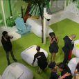 Les nominés quittent la maison dans le troisième prime de Secret Story 6, vendredi 8 juin 2012 sur TF1
