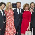 L'équipe de Mes amis, mes amours, mes emmerdes lors de la soirée d'inauguration du 52e Festival de Monte Carlo, le 10 juin 2012