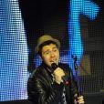 Gary Fico lors du concert pour Les Petits Anges de la Vie, au VIP ROOM de Jean-Roch, à Paris le 10 juin 2012