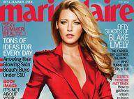 Blake Lively : Bête de mode gourmande qui pense déjà à son look de mariée