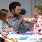 Ben Affleck: Instant création et imagination pour ses filles Seraphina et Violet