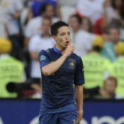 Euro 2012, France-Angleterre : Nasri sauve les Bleus et répond aux journalistes