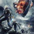 Les héros de  Prometheus  de Ridley Scott.