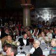 Ambiance dans le jardin d'hiver du Grand Hôtel de Stockholm. Le prince Carl Philip de Suède et la comtesse Marianne de Wisborg étaient bien entourés pour la remise des prix d'art Marianne and Sigvard Bernadotte Art Awards, le 7 juin 2012 au Grand Hôtel de Stockholm.