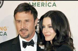 Courteney Cox et David Arquette : L'acteur a demandé le divorce