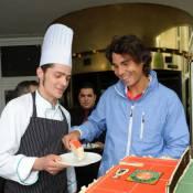Rafael Nadal : Un gâteau pour Roland-Garros, sa montre à 300 000 euros retrouvée