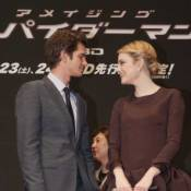 The Amazing Spider-Man : Andrew Garfield et Emma Stone, amoureux et complices