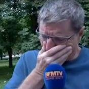 Mort de Thierry Roland : Hommage de Jean-Michel Larqué, orphelin et en pleurs