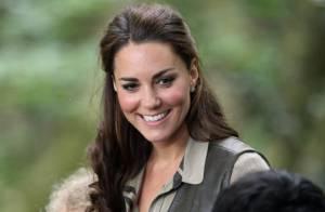 Kate Middleton sublime : Balade en forêt royale aux côtés d'enfants défavorisés