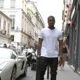 Kanye West ravi à Paris le 19 juin 2012