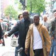 Kanye West à Stockholm le 29 mai 2012