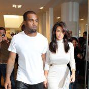 Kanye West et Kim Kardashian : Deux amoureux parisiens, qui profitent à fond