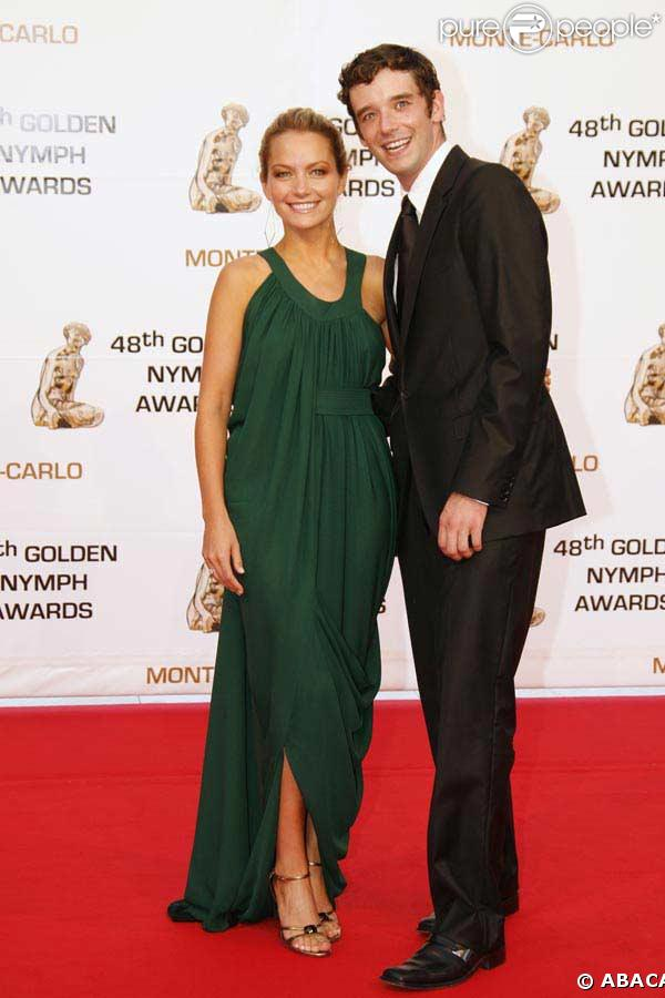 Michael Urie couple