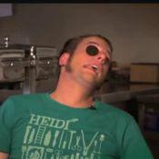 60 secondes chrono : Mise en bouche par le déjanté Norbert (Top Chef)
