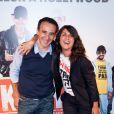 Elie Semoun et Géraldine Nakache lors de l'avant-première du film Les Kaïra à l'UGC Ciné Cité de Bercy à Paris le 18 juin 2012
