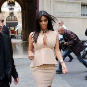 Kim Kardashian : En solo sans son Kanye West, elle met le paquet à Paris