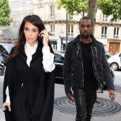 Kanye West et Kim Kardashian : Une virée shopping parisienne à 50 000 dollars