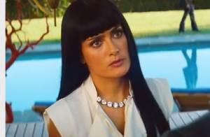 Savages : La terrible Salma Hayek insulte copieusement ses larbins