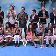 Tous les habitants dans la grande soirée de Secret Story 6, vendredi 22 juin 2012 sur TF1