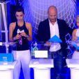 Virginie, Kevin et Caroline dans la grande soirée de Secret Story 6, vendredi 22 juin 2012 sur TF1