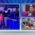Nadège, Capucine et Thomas dans la grande soirée de Secret Story 6, vendredi 22 juin 2012 sur TF1